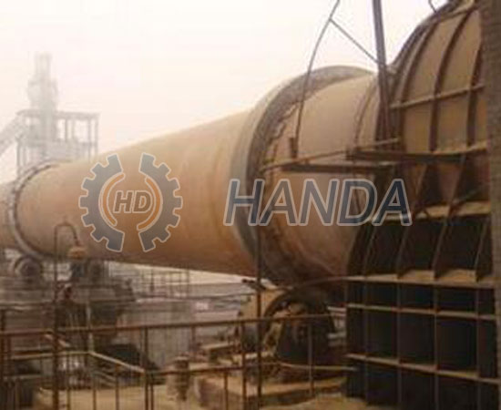 rotary kiln for cement industry